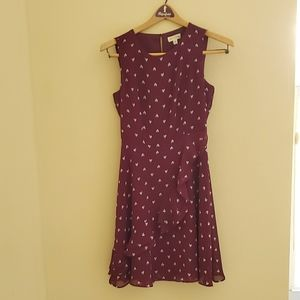 Mauson Jules Dress with hearts
